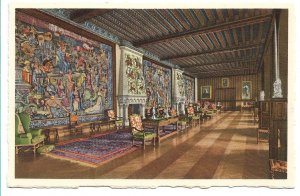 Biltmore, NC - Tapestry Gallery, The Flemish Tapestries, Biltmore House