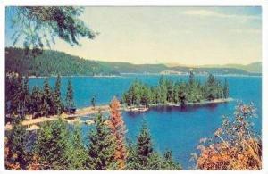 Arrow point resort, Coeur d'Alene, Idaho, 40-60s