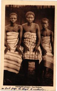 CPA Senegal-Ziguinchor-Type Mankagne (235361)