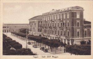 FOGGIA, Puglia, Italy , 10-20s ; Viale XXIV Maggio