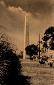 Argentino Buenos Aires The Obelisk