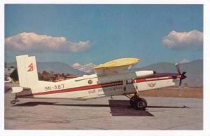 Royal Nepal Airlines, Pilatus PC-6/B2-H2 Turbo Porter, 50-60s