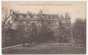 London; Convent of The Sisters Of Misericorde, St Vincent's House, Hammersmith