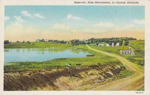 Reservoir, State Reformatory, La Grange, Kentucky, PU-30-40s