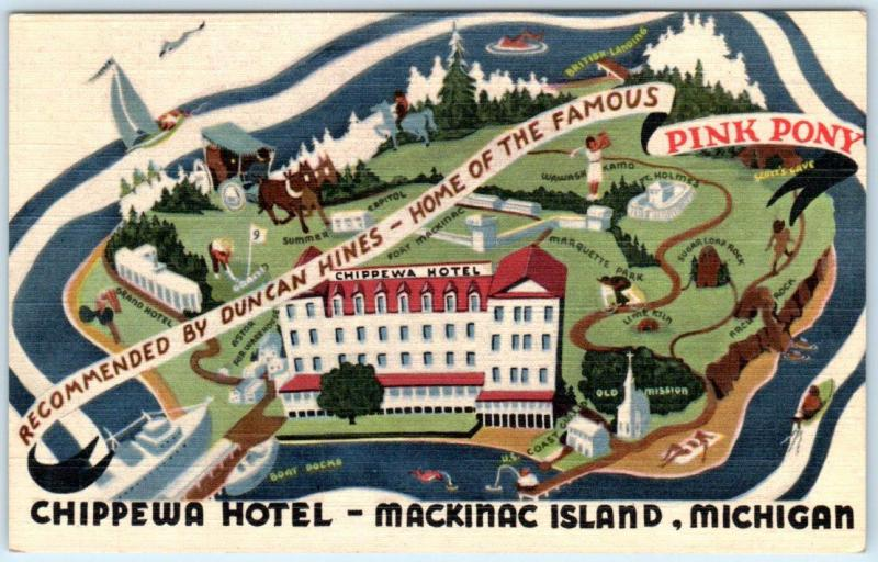 Mackinac Island   Wikipedia as well  together with MISSION POINT   Updated 2018 Prices   Resort Reviews  Mackinac further MACKINAC ISLAND  Michigan MI Map CHIPPEWA HOTEL c1940s Linen additionally  as well Mackinac Island   Wikipedia moreover Shopping   Mackinac Island  MI   Mackinac Island Tourism Bureau as well Catastrophic Disruption VI   Mackinac Island  MI moreover  furthermore Chippewa Hotel Waterfront besides Mackinac island Hotel Map Mackinac island – Michigan – the likewise Grand Hotel and Mackinac Island further  as well Maps Of Mackinac Island   Star Line Mackinac Island Ferry as well  besides . on mackinac island hotel map