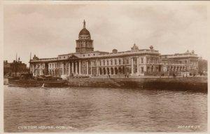 RP: DUBLIN , Ireland , 00-10s ; Custom House