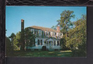 Moore House,Yorktown Battlefield,Yorktown,VA Postcard BIN