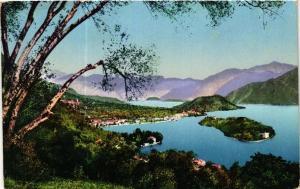 CPA Lago di Como Veduta generale del Lago . ITALY (592239)