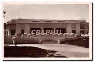 Old Postcard Vittel Casino
