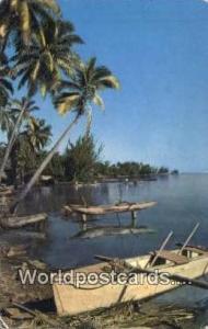 Tahiti French Polynesia Ile de Beaute, Punaauia's Beach Tahiti Ile de Beaute,...