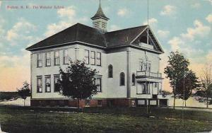 The Webster School, Hudson, New Hampshire, 1900-1910s