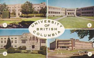 University of B.C.  , Vancouver , B.C. , Canada, 50-60s