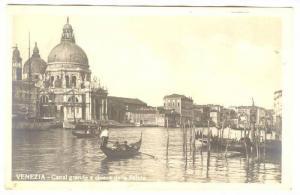 Canal grande e chiesa della Salute, Venezia, Italy, 00-10s