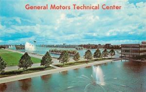 Warren Michigan~General Motors Technical Center~Industrial Research~1960s PC
