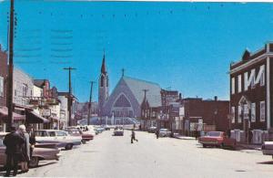 Street View , VAL D'OR , Quebec , Canada , 50-60s #3