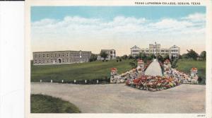 SEGUIN , Texas , 1910s : Texas Lutheran College