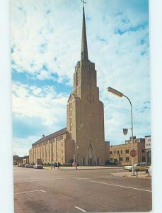 Unused Pre-1980 CHURCH SCENE Lacrosse - La Crosse Wisconsin WI G3607