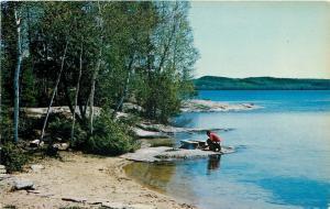 Nakina Ontario~Shore Lunch~O'Sullivan Lake Outfitters~Lingman & Lassi~1967