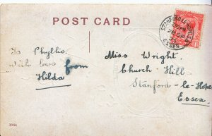 Genealogy Postcard - Family History - Wright - Stanford Le Hope - Essex   U4046
