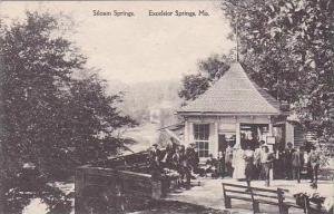 Missouri Excelsior Springs Siloam Springs Albertype