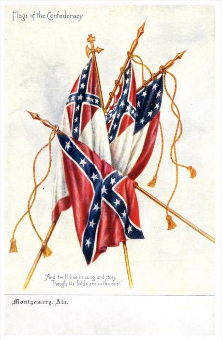 10030    Flags of the Confederacy  AL Montgomery