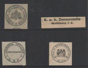 Assortment of Document Seals