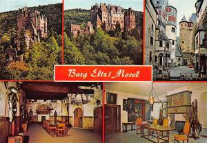 Burg Eltz Mosel Castle Armory Interior Chateau