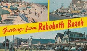 REHOBOTH BEACH , Delaware, 1950-60s
