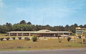 7450  SC  Summerton   Lakeside Motel