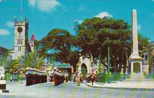 Barbados Trafalgar Square War Memorial