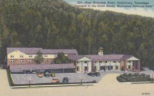 Tennessee Gatlinburg Smoky Mountains National Park New Riverside Hotel