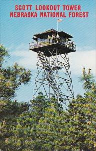 Nebraska Scott Lookout Tower Nebraska National Forest