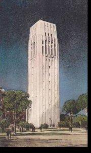 Michigan Ann Arbor Burton Memorial Tower And CHarles Baird Carillon Universit...