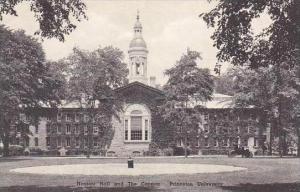 New Jersey Princeton Nassau Hall Princeton Univers Albertype
