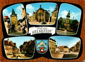 Germany Helmstedt Gruss Aus With Multi Views