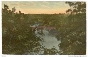 Conococheague Bridge, Williamsport, Maryland, 00-10's