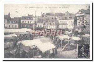 COPYRIGHT Bolbec Old Postcard Place Carnot a walking day
