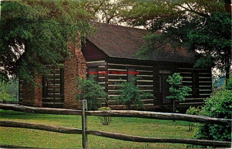 GA, Marietta, Georgia, Kennesaw Mountain National Battlefield, Kolb Farm House
