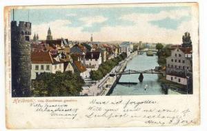 Heilbronn, Germany, PU-1902   von Nordwest gesehen