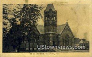 ME Church - Greentown, Indiana IN