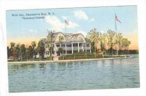 Belle Isle, Alexandria Bay, Thousand Islands, New York, 1900-1910s