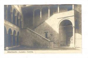 Bracciano, region of Lazio, ITALY, 00-10s : Castello - Cortile