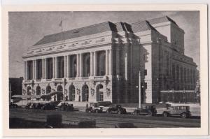 War Memorial Opera House, San Francisco CA
