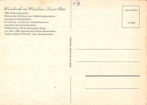 Walporzheim Ahr, Historisches Weinhaus Sanct Peter Bad Neuenahr