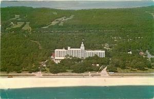 MS, Biloxi, Mississippi, Edgewater Gul Hotel, Hannau Color No. 66893