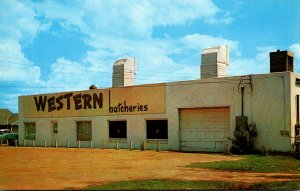 Texas Center Western Hatcheries Incubator Capacity 500,000 Eggs