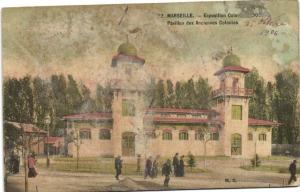 Marseille CPA exposition 1922 Pavillon des Anciennes Colonies (132246)