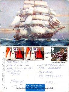 Ship Cutty Sark (10298)