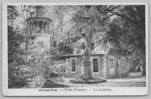 Versailles FR Maison De Reine~Marlborough Tower~Petit-Trianon~Marie Antoinette