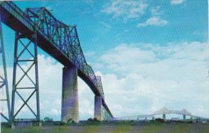 South Carolina Charleston John P GRace Memorial Cooper River Bridge